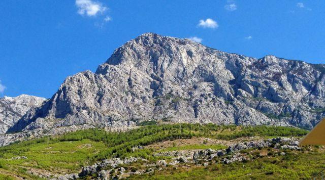Pohoří Biokovo nad Promajnou