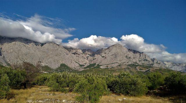 Pohoří Biokovo - Baška Voda