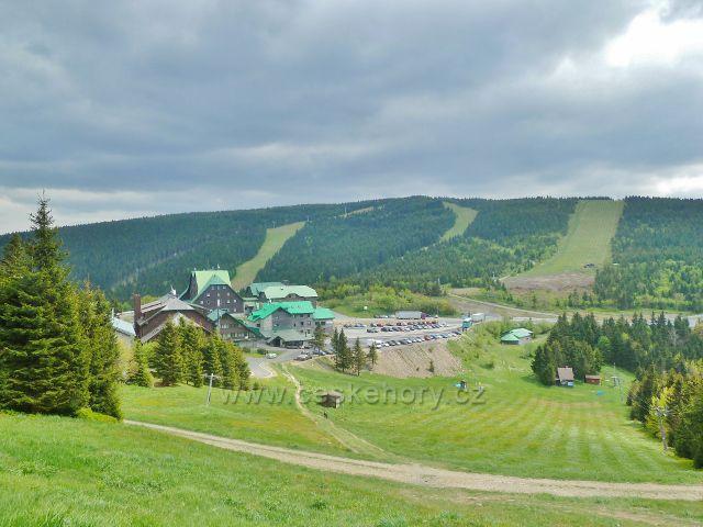 Ski areál Červenohorské sedlo (1013 m.n.m.)