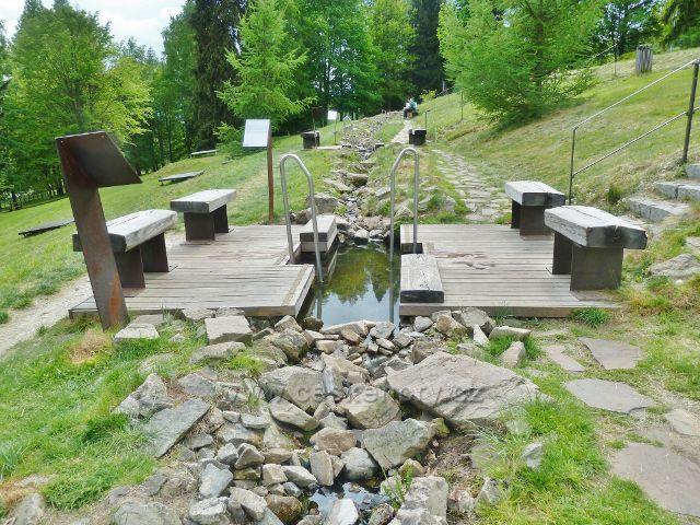 Lázně Jeseník -balneopark