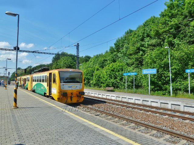 Bludov - železniční stanice ČD