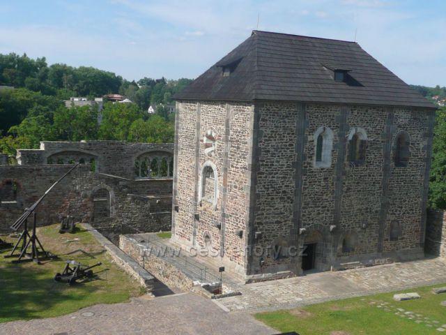 hrad Cheb
