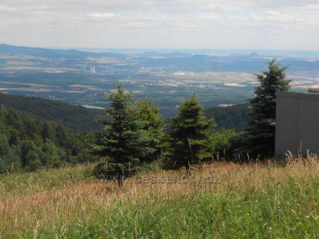 výhled od Vitíšky