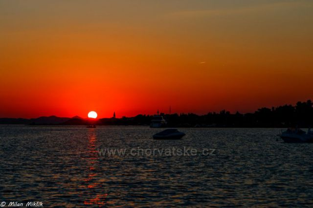 Zalazak sunca Turanj
