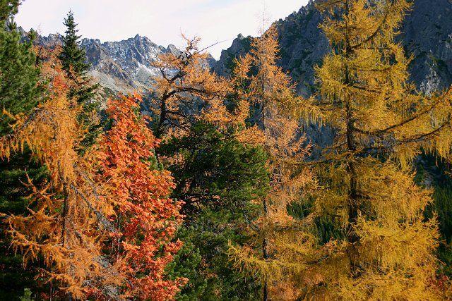 tatranský podzim
