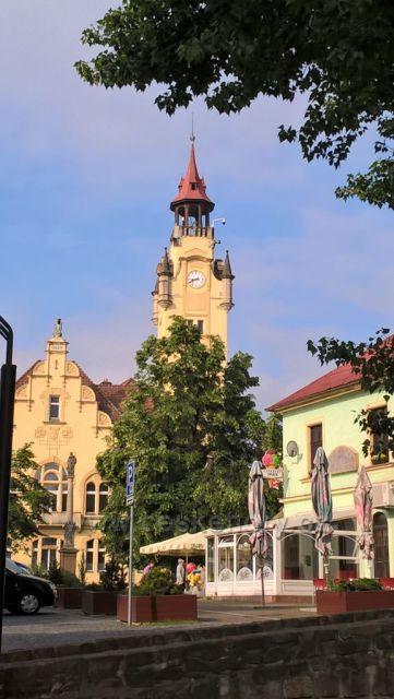 Lovosice-stará radnice
