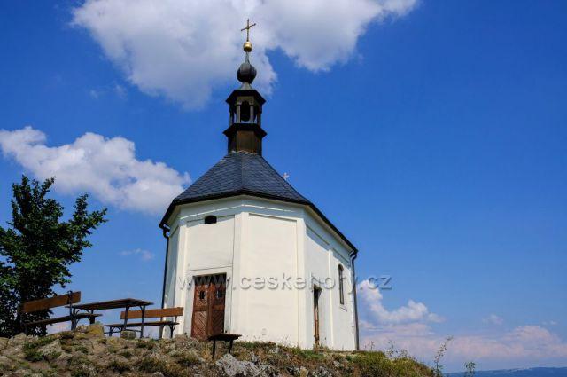 Vyskeř...kaplička Sv. Anny