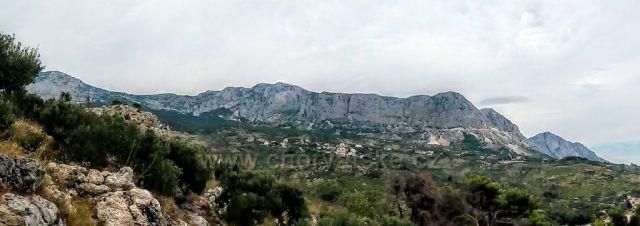 Pohled na Horní Podgoru