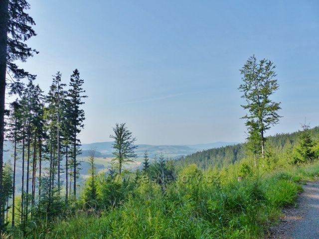 Pohled k Dolní Moravě