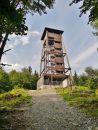 Rapotín - rozhledna Bukovka na Předním Bukovém kopci