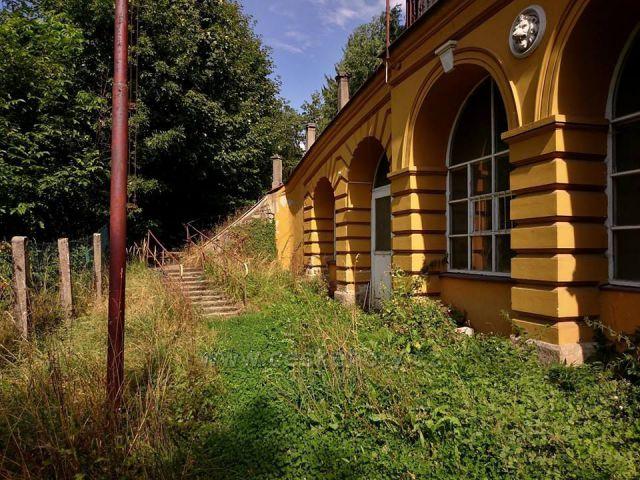 Třemešek - zámek