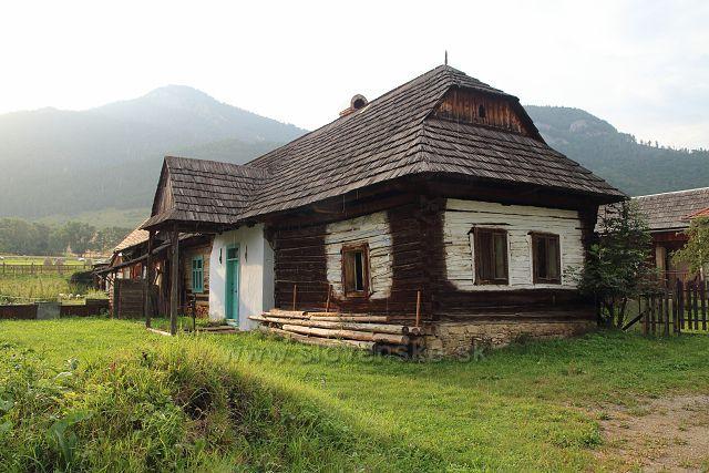Domek v Kvačanech