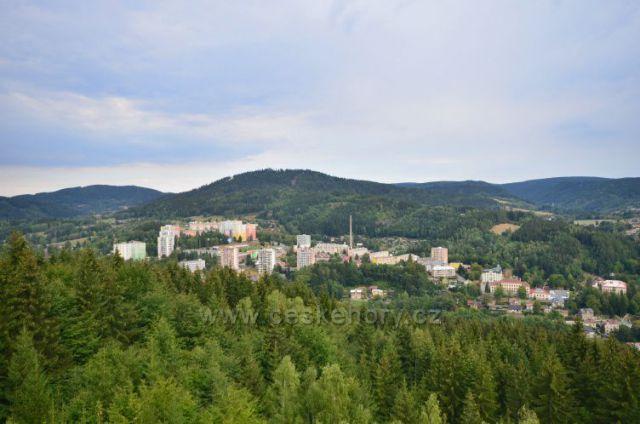 Terezínka-výhled na Tanvald