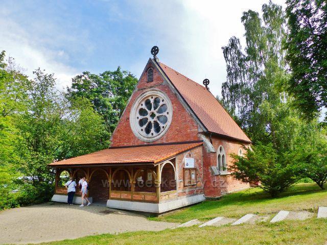Mariánské Lázně - Anglikánský kostel