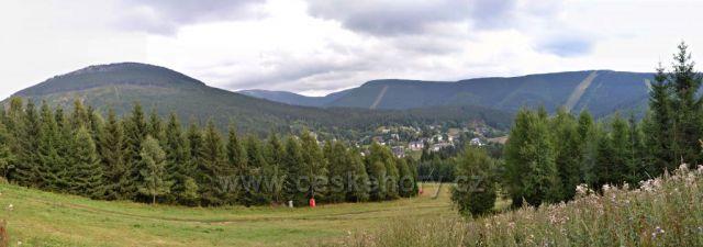 Špindlerův mlýn od Medvědína