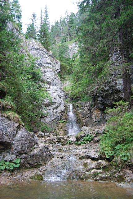 Vodopád Ráztoka Kvačany