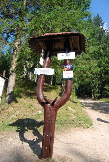 Demänovská dolina a okolí