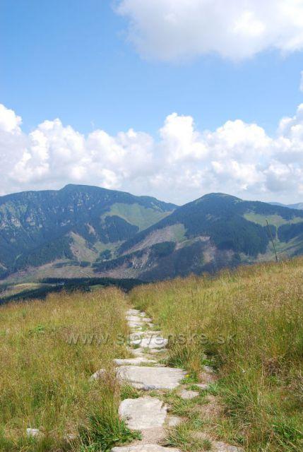 výlet z Jasné na Lukovou