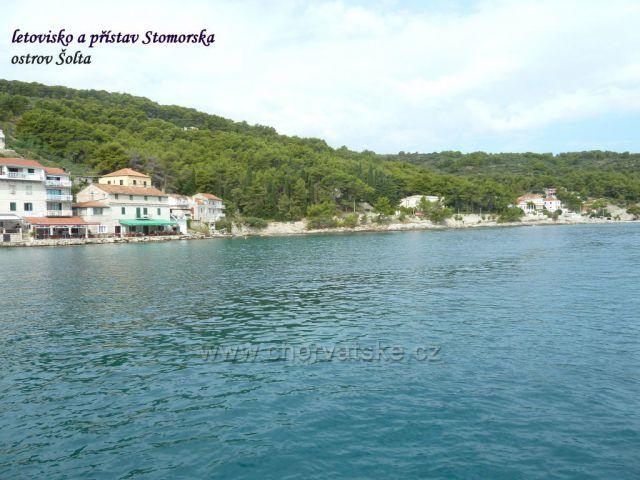 Stomorska ostrov Šolta