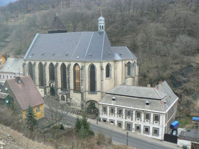 Městský kostel Nanebevzetí Panny Marie