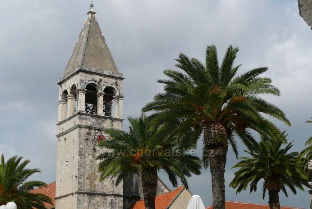 Trogir kostel Sv.Dominika ze 14./15.století