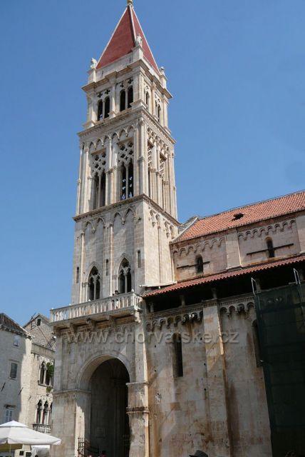 Trogir katedrála Sv.Vavřince ze 13.století
