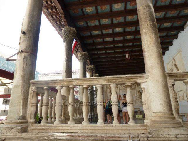 Trogir Gradska loža (soudní dvůr)
