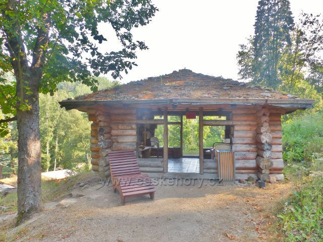 Bečovská botanická zahrada - čítárna