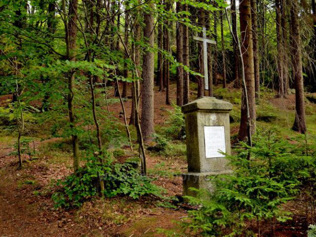 Kříž truhláře Dobše