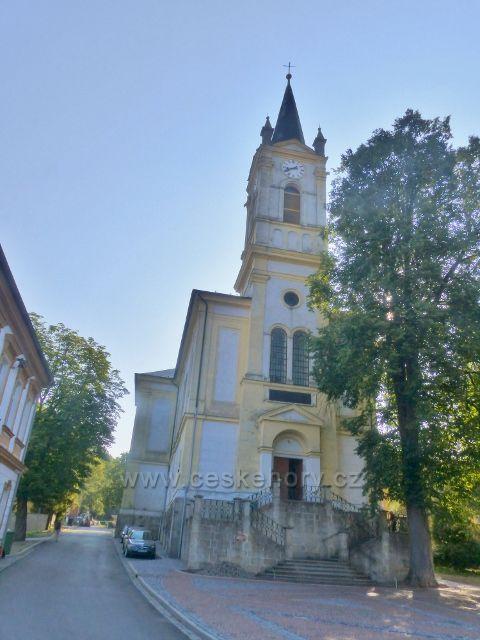 Aš - kostel sv. Mikuláše