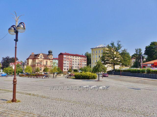 Aš - Poštovní náměstí