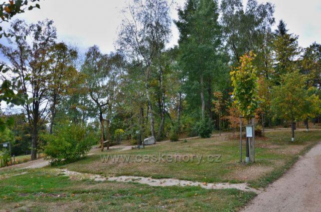 Příchovice-naučná lesní stezka