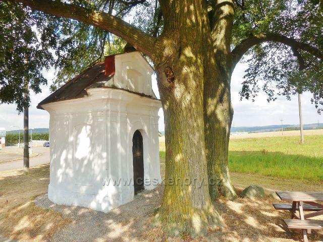 Seč - kaplička svatého Jiří