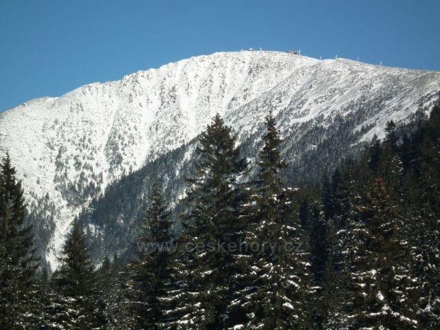 Snežka z Obřího dolu
