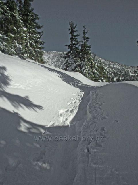 Cesta na Sněžku Obřím dolem