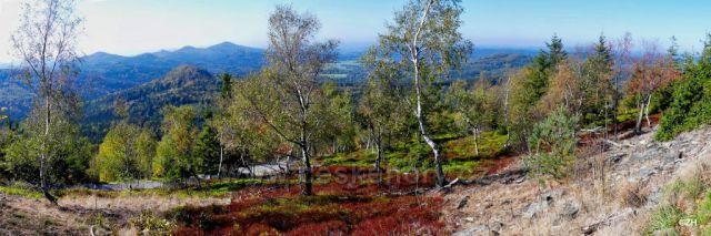 Cestou na Jedlovou - Lužické hory