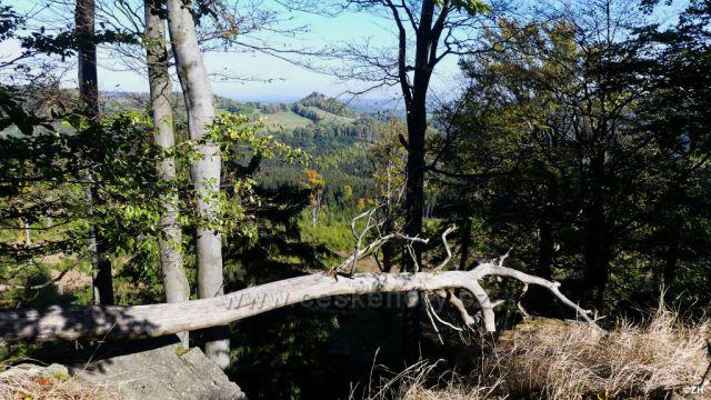 Lužické hory, Tolštejn z Jeleních skal