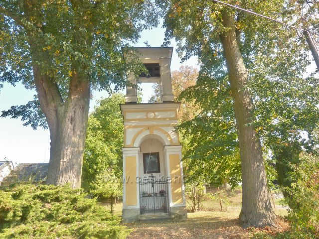 Brná - zvonička