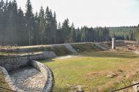 Protržená přehrada na Bílé Desné