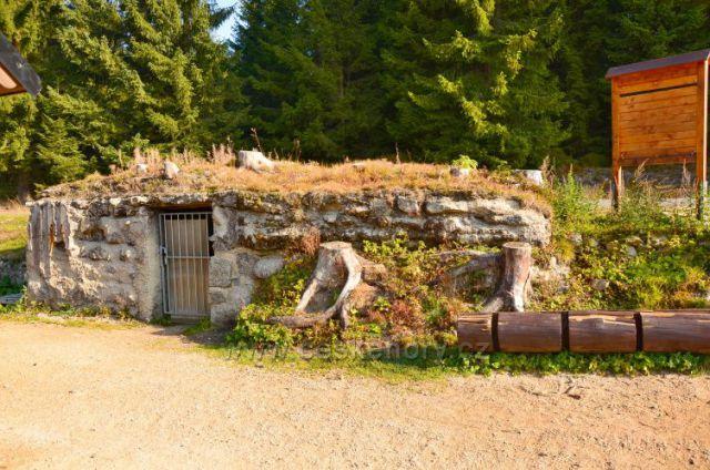Zbytky Krömerovy boudy