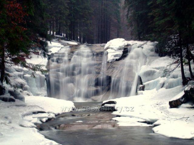 Harachov Vodopády