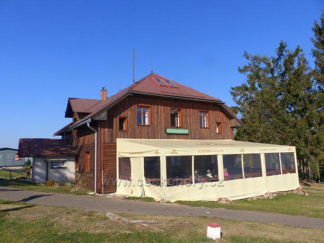 Petrovičky - kašparova chata
