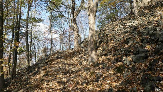 Cestou k Zámeckému vrchu