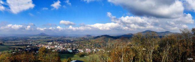 Ze Zámeckého vrchu