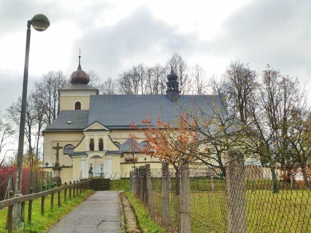 Jablonné nad Orlicí - kostel sv. Bartoloměje