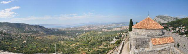 Pevnosť Klis, Split