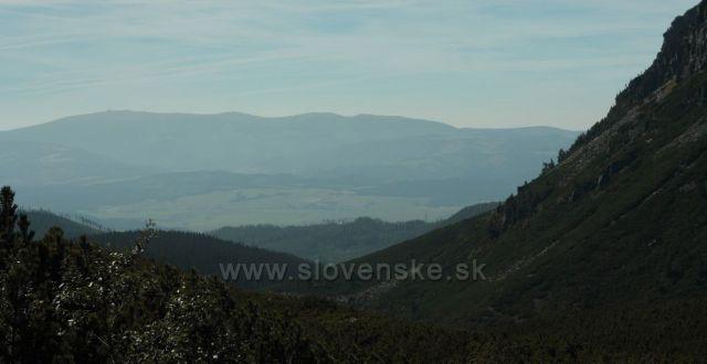 směr Nízké Tatry