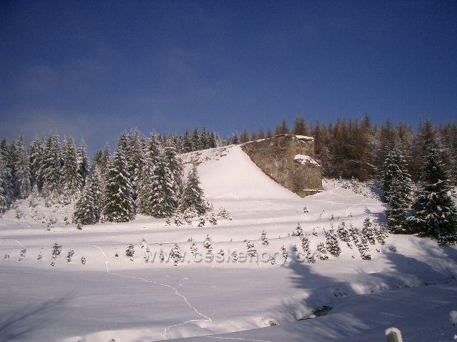 stará železnice Hora sv.Šebestiána