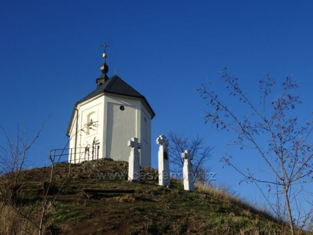 Kaplička Sv. Anny na vyskři