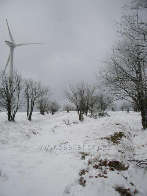 Nová Ves  větrné elektrárny